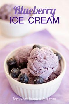 Ice Cream on Pinterest | Ice Cream Recipes, Homemade Ice Cream and Ice ...
