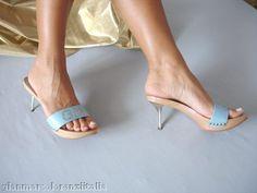 Gianmarco Lorenzi Open Toe High Heels, Sexy High Heels, Las Vegas Fashion, Wooden Sandals, Sexy Sandals, Cute Heels, Women's Feet, Hot Shoes, Beautiful Shoes
