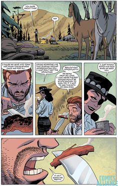 All-Star Western N°34 - Art and cover by Darwyn Cooke - Written by Jimmy Palmiotti and Justin Gray