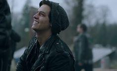 That smile ❣ Jughead ❣ Riverdale