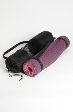 Zella Yoga Mat with Tote & Strap Carrier available at #Nordstrom