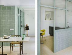 Oficina en barrio de malasana en Madrid por estudio nimu 4