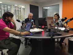 """Antonio Banda, CEO de Feelcapital, en el programa Cierre de Mercados de Radio Intereconomía. """"No hay forma de que los bancos digan cuánto se llevan por retrocesiones"""", aseguró Banda. #FondosDeInversión (28 de mayo de 2015)."""