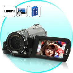 1080P HD Camcorder