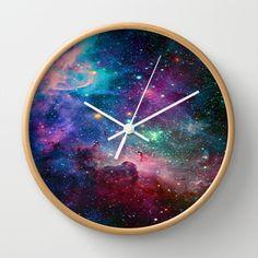 wall clock design 532409987195791924 - galaxy Wall Clock Source by Galaxy Crafts, Diy Galaxy, Galaxy Vans, My New Room, My Room, Galaxy Decor, Galaxy Bedroom, Art Resin, Casa Retro