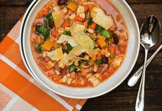 Téli minestrone Anna konyhájából