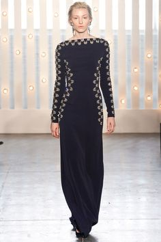 Jenny Packham | Fall 2014 Ready-to-Wear Collection | Style.com This dress just blew me away!