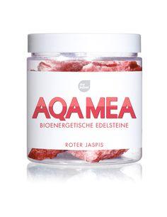Bioenergetische Edelsteine, ROTER JASPIS, www.aqamea.de
