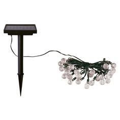 String Lights Home Depot Classy Hampton Bay 16 Ftsolar Led Rope Light82056055Sr  The Home Depot Design Inspiration