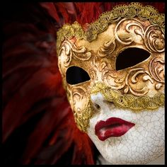 Venice carnival ..I just love this!