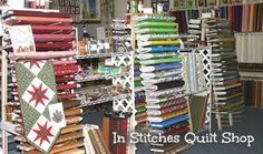 In Stitches Quilt Shop - Specializing in Quilt Panels