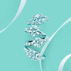 The most beautiful engagements rings ever!!!