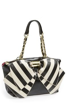 Betsey Johnson 'Bow-nanza' Satchel