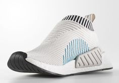 The adidas City Sock 2 is coming soon in a new Peal Grey colorway (Style Code: featuring icy blue accents and a slip-on upper. Available May 2017 Slip On Sneakers, Casual Sneakers, Sneakers Fashion, Adidas Sneakers, Nmd City Sock, Adidas Shoes Outlet, Streetwear, Baskets, Victorias Secret Models