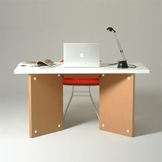 jobs - Eco & You Cardboard Design, Mobile Office, Paper Board, Corrugated Plastic, Cardboard Furniture, Furniture Projects, Desk, Staging, Color Combinations
