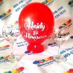 #globos #balloons #copas #personalizada #custom  Para mas inf. ventas@globopaint .com W 809.216.1111 ☎️809.221.7221