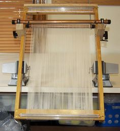 Modifications to a Tapestry Loom/frame...