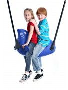 Your child can accomplish a lot while swinging on this Air-Lite Seal Bolster Swing. It helps develop balance, motor planning skills, core strengthening and imagination while benefiting from sensory integration therapy. Sensory Integration Therapy, Motor Planning, Sensory Tools, The Learning Experience, Sensory Processing Disorder, Special Needs, Physical Therapy, Your Child, Children