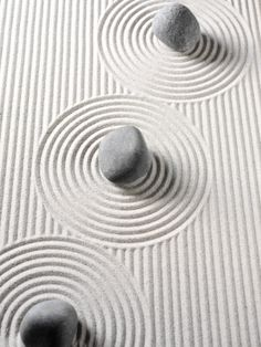 miniature Zen garden by Whoopi