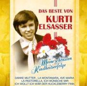 Zum ersten mal wurden die Lieder von Kurti Elsasser auf CD veröffentlicht. Die CD stammt aus dem Jahr 2012. Erhältlich im Onlineshop auf www.kurtelsasser.de