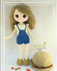 #amigurumi #crohet #crohetdoll #amigurumidoll #instacrochet #instadoll #yarn #duy #handmade #cute #amigurumis #toy #crochettoy #weamigurumi #hakeln #handcraft #crochetlover #crocheting #mycrochetdoll
