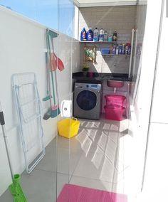 "Determine more info on ""laundry room storage diy shelves"". Diy Kitchen Storage, Laundry Room Organization, Laundry Room Design, Home Room Design, Small House Design, Bathroom Interior Design, Laundry Shelves, Bathroom Laundry, Outdoor Laundry Rooms"