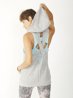 f8e77ff46efe88 ... and Organic Lightweight French Terry Hoodie - sleeveless