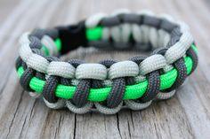 paracord bracelet instructions | The Base Camp 3 Color Paracord Survival…