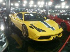 Ferrari 458 Speciale - at Tiriac Collection