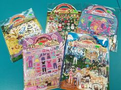 Friday Stocking stuffer sale!  30% off Melissa & Doug Puffy Sticker Sets!  Today only!