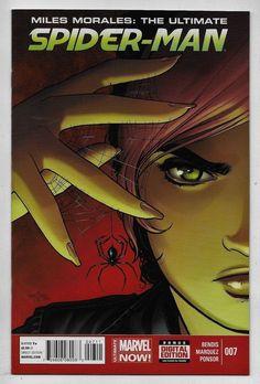 Miles Morales Ultimate Spider-Man #7 NM+ 9.6 Marvel 2015 Katie Bishop