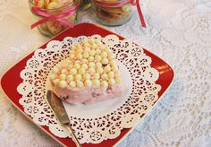 Smooth and yummy Strawberries and Cream Cookie dip.  Check it out!