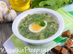 Zupa szczawiowa #przepisy http://www.wszelkieprzepisy.pl/zupa-szczawiowa/zupa-szczawiowa