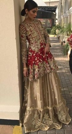 Buy Asian Indian Bridal Lehenga with Pure Dabka Zari Nagh Work - Asian Indian Wedding Dresses, India Bridal Mehndi Dresses, Asian Bridal Dresses, Asian Wedding Dress, Nikkah Dress, Pakistani Wedding Outfits, Pakistani Wedding Dresses, Bridal Outfits, Indian Dresses, Wedding Hijab