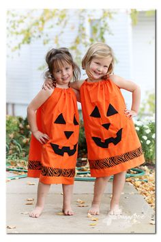 Take-A-Look Tuesday and Pumpkin Dresses - Sugar Bee Crafts