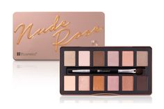 Nude Rose 12 Color Eyeshadow Palette | BH Cosmetics