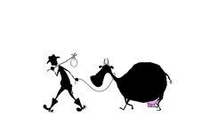 Animation 2D, véritable pastiche de western. Qu'est-ce qu'on peut s'ennuyer quand on est un cowboy solitaire, entouré de poules qui caquettent et d'un bovin apathique! Rien d'étonnant à ...