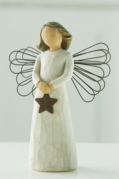 WillowTreeStore.com Angel of Light by Willow Tree