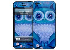 iPhone 5 - Night Owl by Jeremiah Ketner