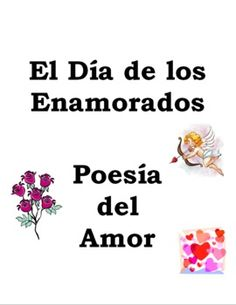 Spanish Valentine's Day Love Poems by Sue Summers - Poesia del Amor - Spanish Holidays, Dia de los Enamorados