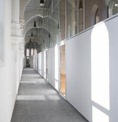 de architekten cie campus ruiselede chapel school belgium designboom