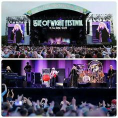 Fleetwood Mac - Isle of Wight Festival, Seaclose Park, United Kingdom, June 14, 2015