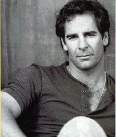Years ago, I was obsessed with Quantum Leap and had the biggest crush on Scott Bakula. I have no idea why. I repeat, I have no idea why...