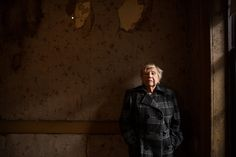 The Tenement Museum on the Lower East receives a visit from the last living resident who remembers the building as it was in the 1930s.
