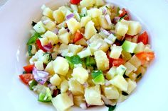 pasta salade zomers