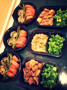 Trying to eat better and for weight loss? We can help with meals for your week. For those too busy to cook healthy meals...Now you have no excuses!