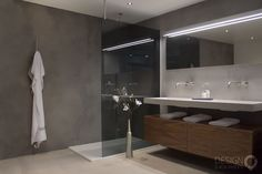 Betonciré - Micro-beton - Microcement in uw badkamer of toilet