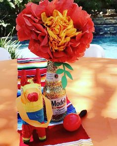 Fiesta Wedding/Birthdays/Events: Centerpieces/Decorations