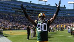 Donald Driver, my favorite football player of all time! Love him to death!