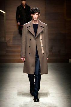 The Style Examiner: Salvatore Ferragamo Autumn/Winter 2014 Menswear